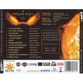 EDDA művek - A sólyom népe - CD