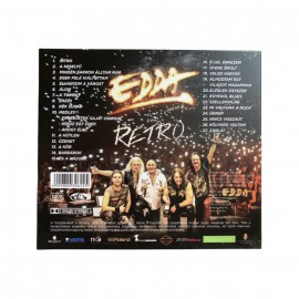 EDDA - 2020 ARÉNA - RETRO DVD