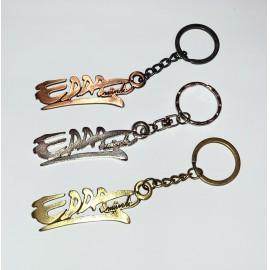Kulcstartó fémből EDDA művek