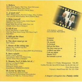 CD Világslágerek Pataky módra