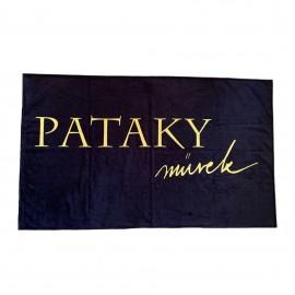 Törülköző Pataky művek felirattal 125x76 cm