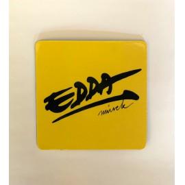 Hűtőmágnes EDDA művek sárga